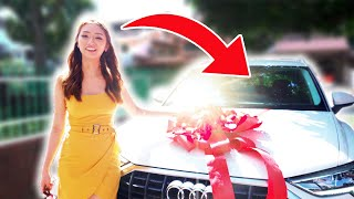 How I Pranked Debbie Then Surprised her with her Dream Car!