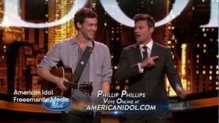 American Idol Recap: Joshua Ledet and Philip Phillips Make Case For All-Male Finale
