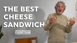James May finds the ultimate cheese sandwich
