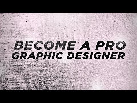 5 Tips to Become A PRO Graphic Designer!