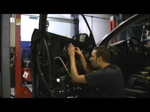 VideoTutorial HD    Cambio Cerradura Puerta Conductor Audi A6 2008