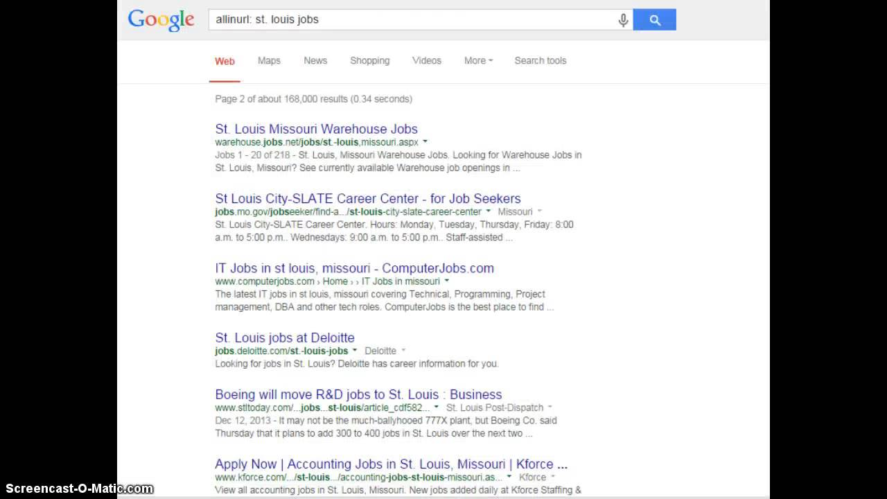 find a job online google search operators find a job online google search operators