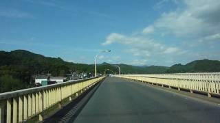 大雲橋(福知山市大江町有路)
