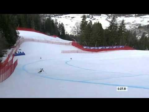 Travis Ganong: Garmisch DH and Interview 2011