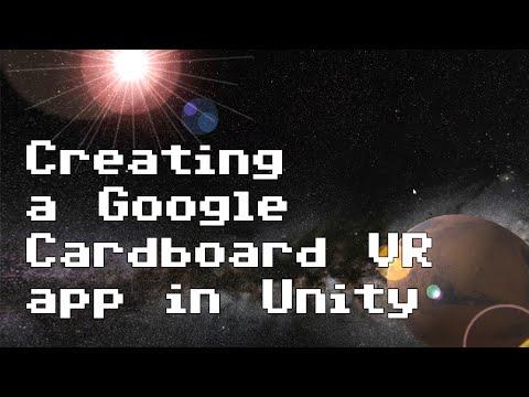 Creating a Google Cardboard VR app in Unity [RNDBITS-018] - YouTube