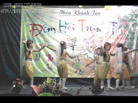 Ve que cu   Trung thu 2012 Khanh Tan