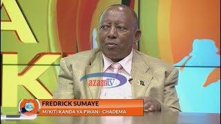 Sumaye aichambua ziara ya Lowassa Ikulu kupitia MIZANI YA WIKI ya AZAM TWO (14/01/2018)