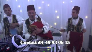 Zorna algéroise mariage
