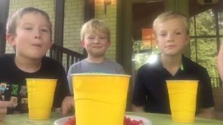 Flamin' Hot Chip Challenge