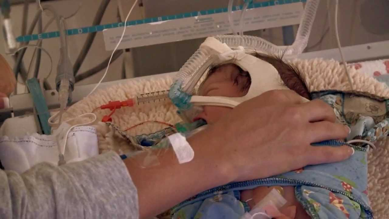 Neonatal Intensive Care for Premature Baby - YouTube