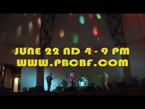 ICTV1 PALM BEACH CRAFT BEER FESTIVAL MEYER AMPHITHEATER WPB FLORIDA PROMO 1
