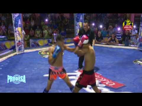 Sadan Martinez VS Michael Perez - Pinolero Mortal Kombat AMM