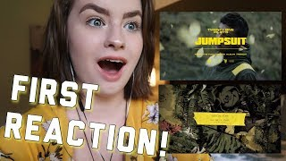 TWENTY ONE PILOTS JUMPSUIT & NICO AND THE NINERS REACTION