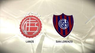 Lanús vs San Lorenzo full match