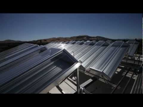 Advanced Solar Thermal Technology with SunWater Solar