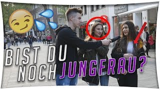 Bist DU noch JUNGFRAU?! 😏💦 | EXTREM PEVERS | Straßenumfrage 💦| BlvckKarsTV
