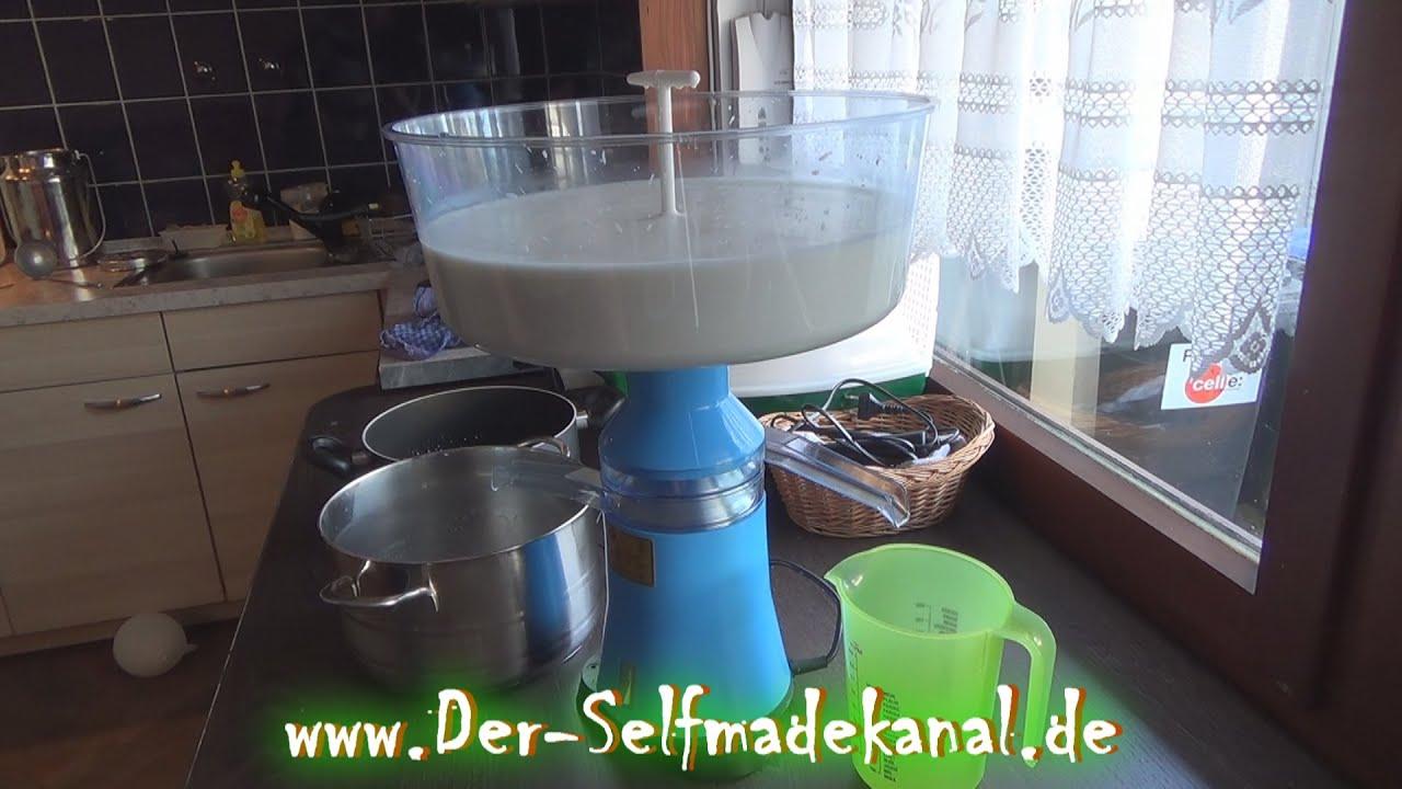 Milchzentrifuge zur Sahneherstellung Artikelbild