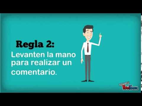 Reglas en el salon de clases youtube for 5 reglas del salon de clases