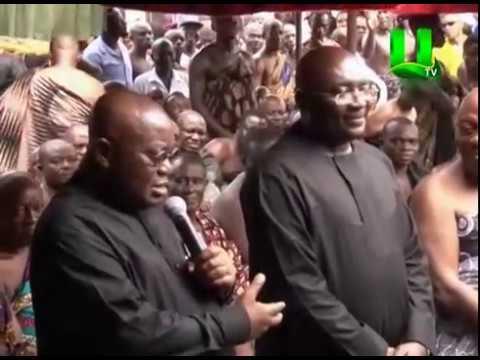 Nana Addo, Bawumia Meet Asanteman Council After Election Victory