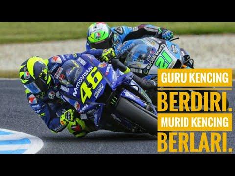 Valentino Rossi vs Dua Muridnya || Morbidelli dan Bagnaia Mp3