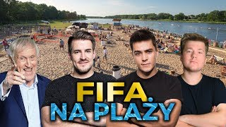 FIFA NA PLAŻY ️ z IZAK KOZA J. GMOCH - POLSKA VS JAPONIA!