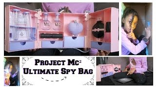 for spy s spies only project mc² ultimate spy bag