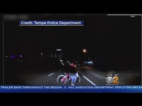 Police Release Dash Cam Video Of Deadly Arizona Crash Involving Self-Driving Uber SUV