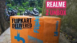 Realme 2 unbox & review delivered by Flipkart