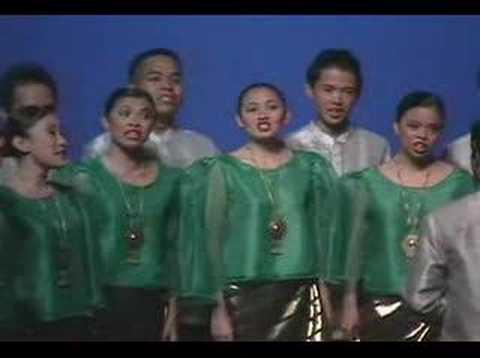 """AUP Ambassadors, """"Ako Ay Pilipino,"""" Fresno, CA, 8/13/05"""