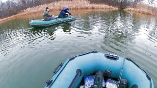 Разборки с браконьерами Сезон рыбалки 2021 открыл трофеем My fishing