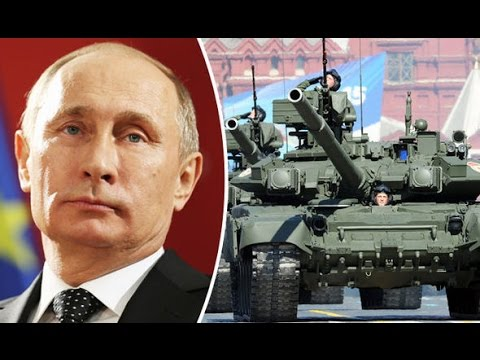 Russia's Vladimir Putin Is Ticked Off! Global Conflict Here We Come??