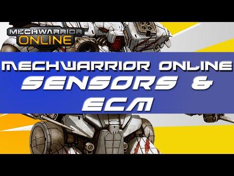 MWO Epic Tutorials - Sensors and ECM
