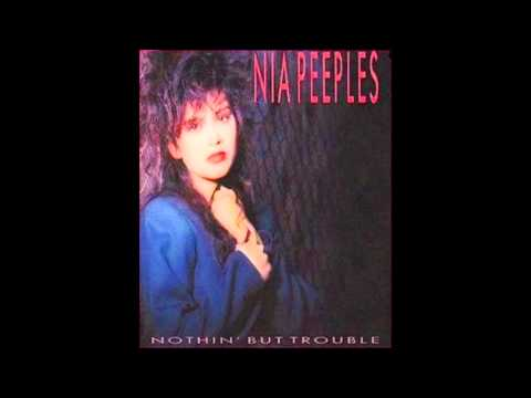 Nia Peeples - Never Gonna Get It
