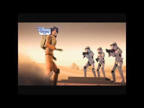 youtube filmek - Star Wars: Lázadók - Ezra és Kanan