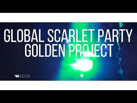 EDIT8 NIGHT - GLOBAL SCARLET PARTY 24/6