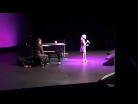 Kristin Chenoweth and Maddie Baillio - For Good