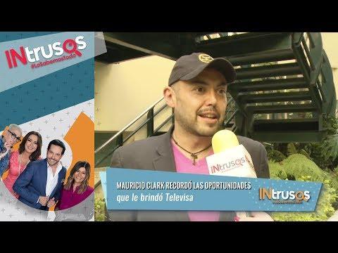 Mauricio Clark asegura que ya no es homosexual | Intrusos