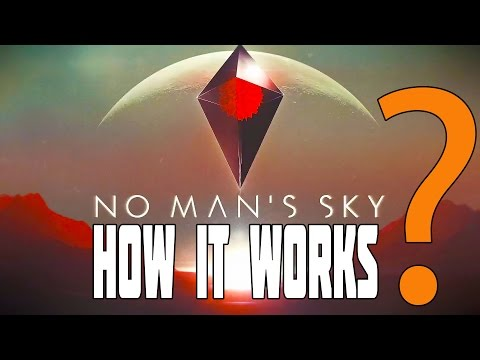 No Man's Sky - Procedural Generation - How it all works