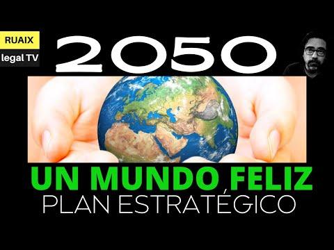 (REPOST) España 2050 | Agenda 2050 | Plan Estratégico Nacional de Pedro Sánchez | Plan España 2050