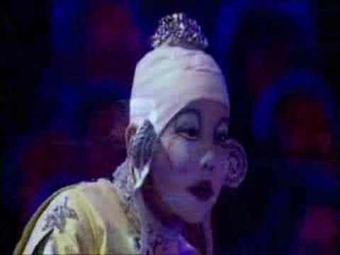 Cirque du Soleil, Alegria Contortion