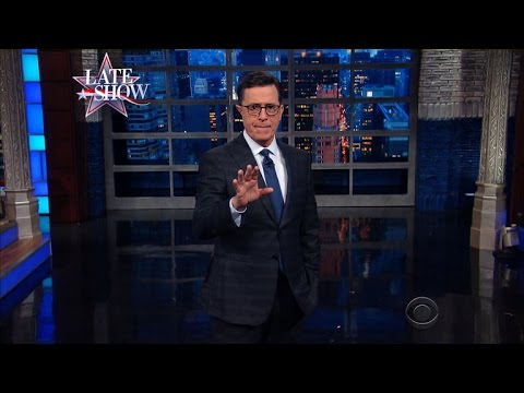 Thumbnail: The Late Show's Post-Election Thanksgiving Survival Tips