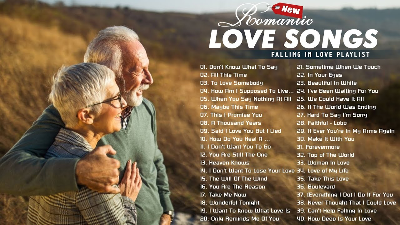 Download Most Old Beautiful Love Songs 70's 80's 90's 💗 Best Romantic Love Songs Of 80's and 90's Playlistv