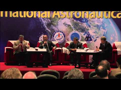 """IAC 2013 Beijing - Plenary 5, """"Space-borne Observations of Droughts, Desertification and Floods"""""""