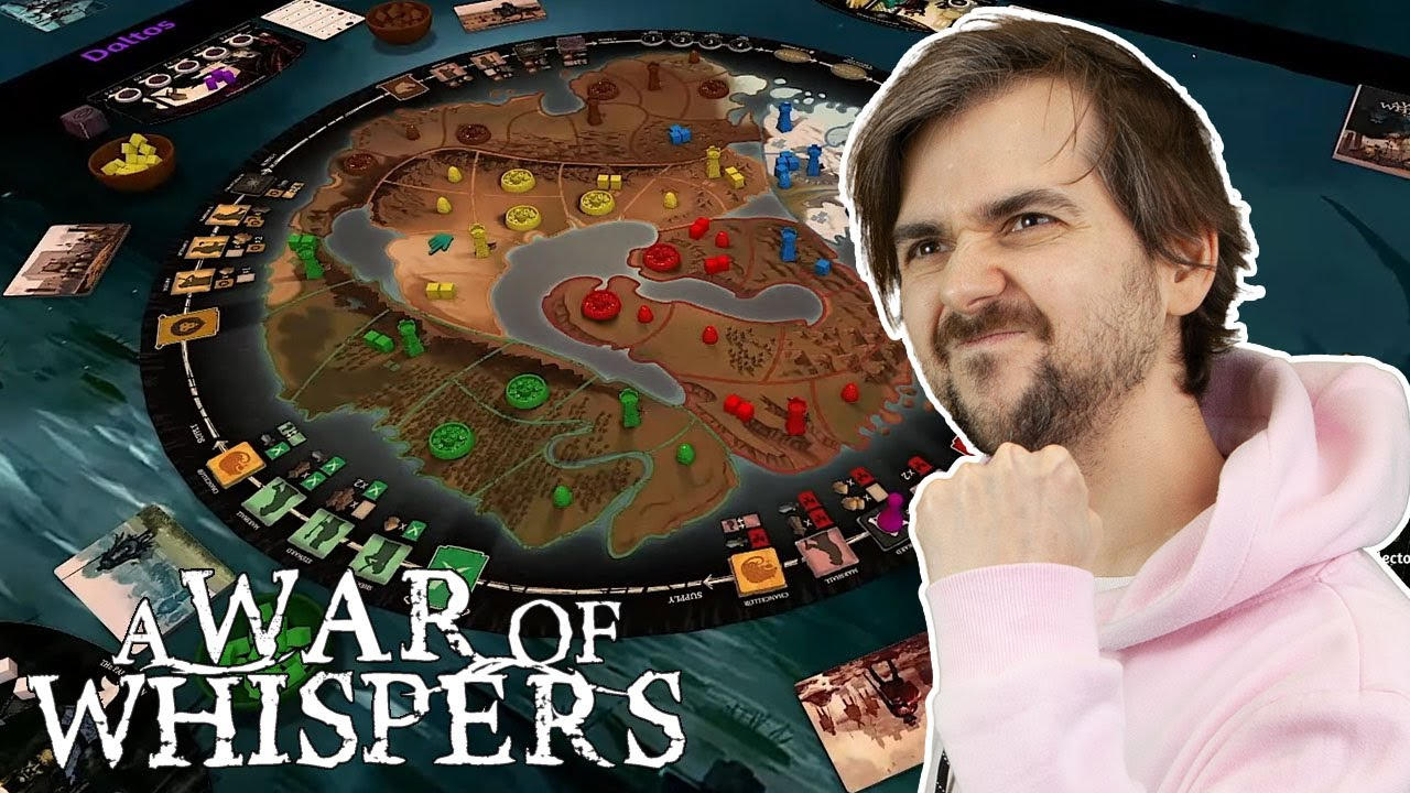 Defend, then Attack! | A War of Whispers | Lewis, Duncan, Daltos & Rythian!