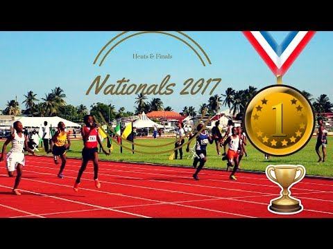 Guyana National Schools' Track and Field Championships 2017