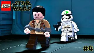 LEGO Star Wars: The Force Awakens. Прохождение №4 (Gameplay iOS/Android)