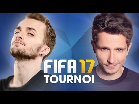 SQUEEZIE vs GUILLAUME PLEY - Tournoi FIFA 17