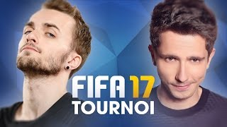 SQUEEZIE vs GUILLAUME PLEY - Tournoi FIFA 17
