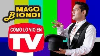 Mago Biondi EN   TV