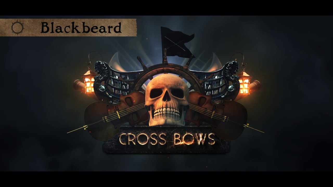Blackbeard (Epic Gothic Instrumental Pirate Music
